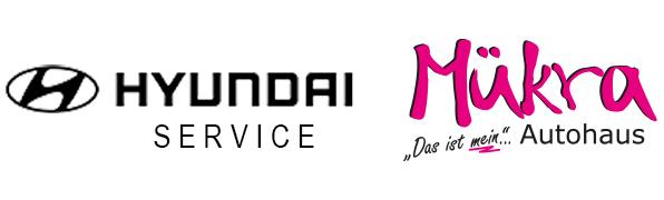 Mükra Hyundai Service Logo